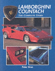 Lamborghini Countach : The Complete Story, Paperback