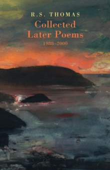 Collected Later Poems : 1988-2000, Paperback