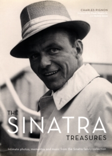 The Sinatra Treasures, Hardback Book