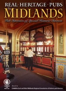 Real Heritage Pubs of the Midlands, Paperback