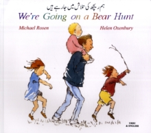We're Going on a Bear Hunt in Urdu and English, Paperback
