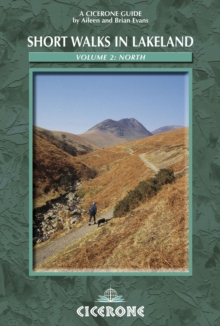 Short Walks in Lakeland Book 2: North Lakeland, Paperback