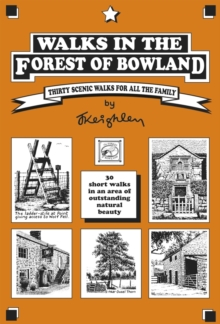 Walks in the Forest of Bowland : 30 Short Walks in an Area of Outstanding Natural Beauty, Paperback