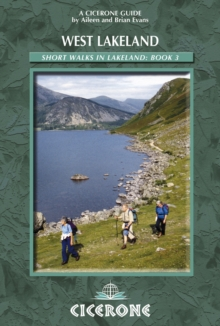 Short Walks in Lakeland Book 3: West Lakeland, Paperback Book