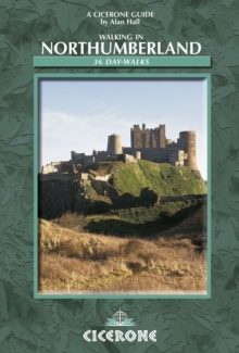 Walking in Northumberland : 36 Day Walks, Paperback Book