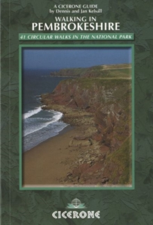 Walking in Pembrokeshire : 41 Circular Walks in the National Park, Paperback
