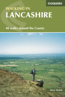 Walking in Lancashire : 40 Walks Around the County, Paperback