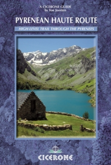 The Pyrenean Haute Route : A High Level Trail, Paperback
