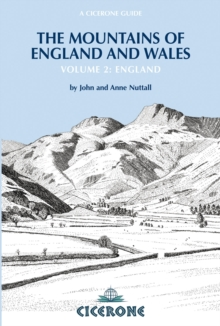 The Mountains of England and Wales: England : Volume 2, Paperback