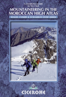 Mountaineering in the Moroccan High Atlas, Paperback