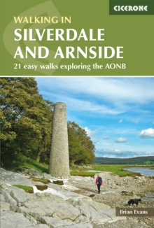 Walks in Silverdale and Arnside : An Area of Outstanding Natural Beauty, Paperback