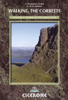 Walking the Corbetts Vol 2 North of the Great Glen : Volume 2, Paperback