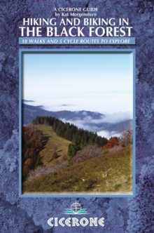 Hiking and Biking in the Black Forest, Paperback