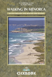 Walking in Menorca : 16 Day and 2 Multi-day Routes, Paperback