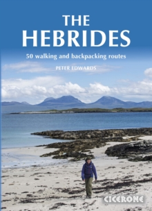 Hebrides : 50 Walking and Backpacking Routes, Paperback