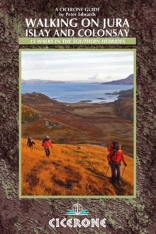 Walking on Jura, Islay and Colonsay, Paperback