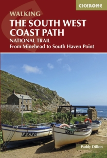 The South West Coast Path : From Minehead to South Haven Point, Paperback