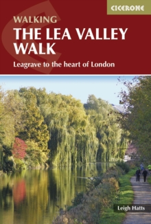 The Lea Valley Walk, Paperback