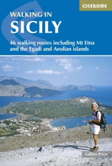 Walking in Sicily, Paperback Book