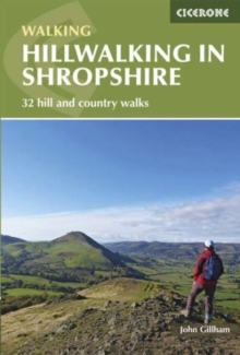 Hillwalking in Shropshire : 32 Hill and Country Walks, Paperback