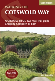 The Cotswold Way, Paperback
