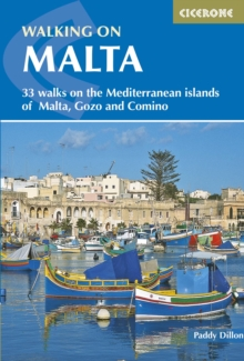 Walking on Malta, Paperback Book