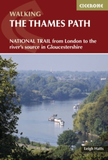 The Thames Path, Paperback Book