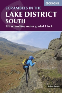 Scrambles in the Lake District - South, Paperback