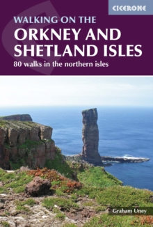 Walking on the Orkney and Shetland Isles, Paperback Book