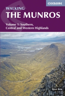 Walking the Munros : Southern, Central and Western Highlands Volume 1, Paperback