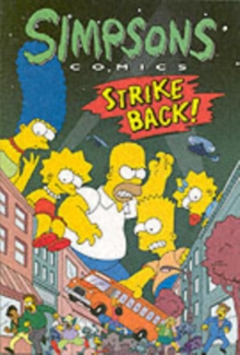 Simpsons Comics Strike Back, Paperback