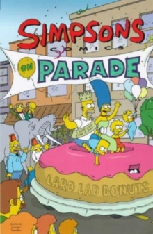 The Simpsons Comics on Parade, Paperback