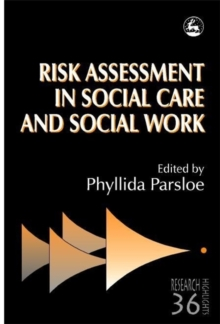 Risk Assessment in Social Care and Social Work, Paperback