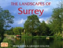 The Landscapes of Surrey, Hardback