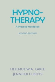 Hynotherapy : A Practical Handbook, Paperback