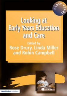 Looking at Early Years Education and Care, Paperback