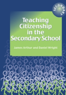 Teaching Citizenship in the Secondary School, Paperback