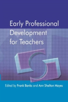 Early Professional Development for Teachers, Paperback
