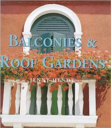 Balconies and Roof Gardens, Paperback Book