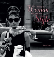 Things a Woman Should Know About Style, Hardback Book