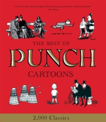The Best of Punch Cartoons, Hardback