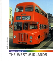 The Colours of the West Midlands, Hardback