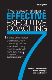 7 Steps to Effective Executive Coaching, Paperback Book