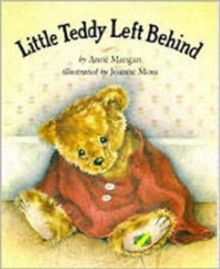 Little Teddy Left Behind, Paperback