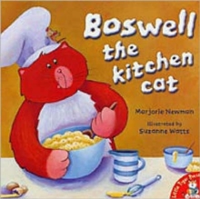 Boswell the Kitchen Cat, Paperback Book