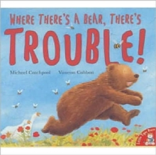 Where There's a Bear, There's Trouble!, Paperback