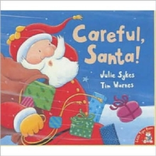 Careful, Santa!, Paperback