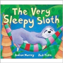 The Very Sleepy Sloth, Paperback