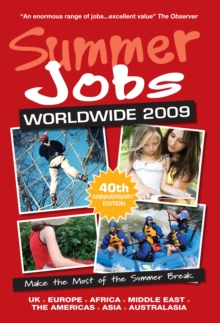 Summer Jobs Worldwide 2009, Paperback
