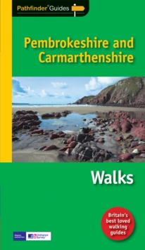 Pathfinder Pembrokeshire and Carmarthenshire : Walks, Paperback